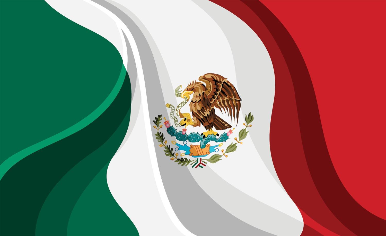 Día de la Bandera Mexicana: Imágenes de Banderas Mexicanas para el ...