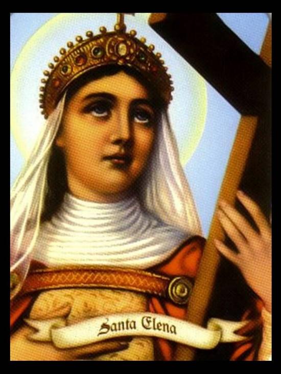 Santa Elena oracion de los tres Clavos