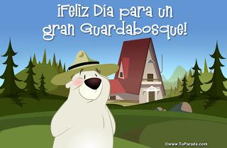 Feliz Día del Guardabosque Nacional - 6 de Febrero - Argentina