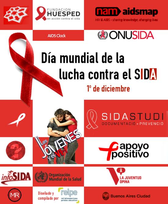 dia mundial lucha contra el sida - 1 de diciembre 13