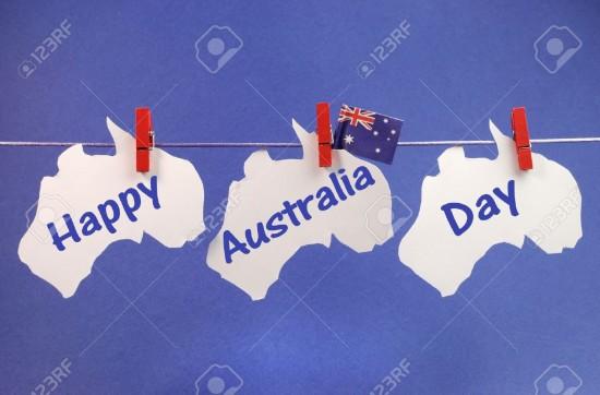 20703251-Celebre-el-feriado-del-D-a-de-Australia-el-26-de-enero-con-un-mensaje-de-felicitaci-n-de-Australia-F-Foto-de-archivo