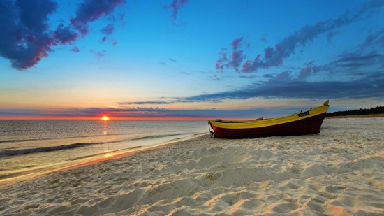barcos-de-pantalla-gratis-en-el-mar-polonia-hd-391058