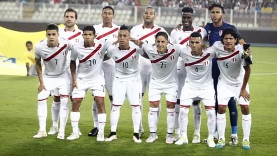 PERU VS TRINIDAD Y TOBAGO