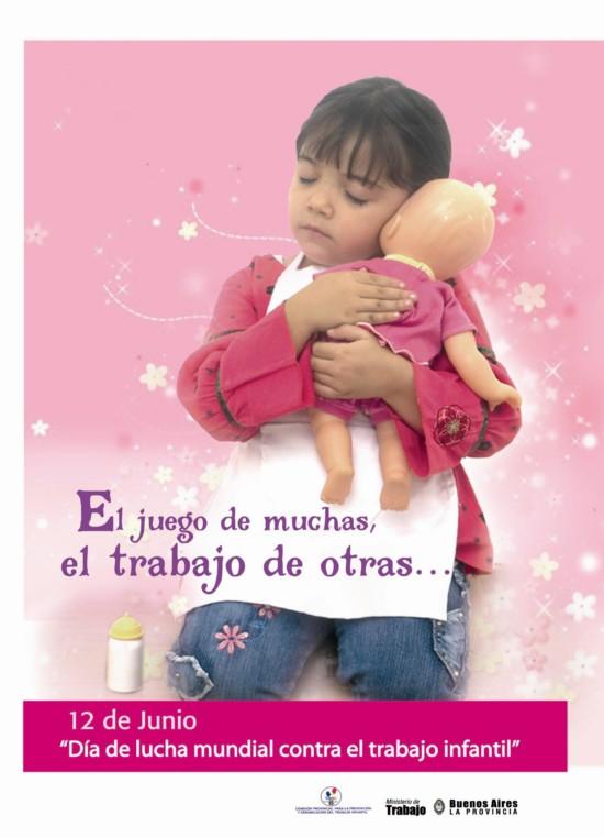 12 de junio - afiche