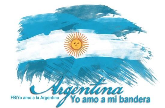 Argentina-20 de junio Feliz dia de la creación de la bandera Argentina