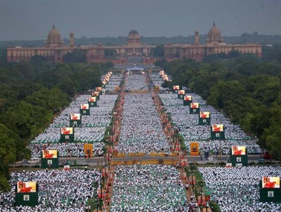 Nueva-Delhi-Yoga-EFE