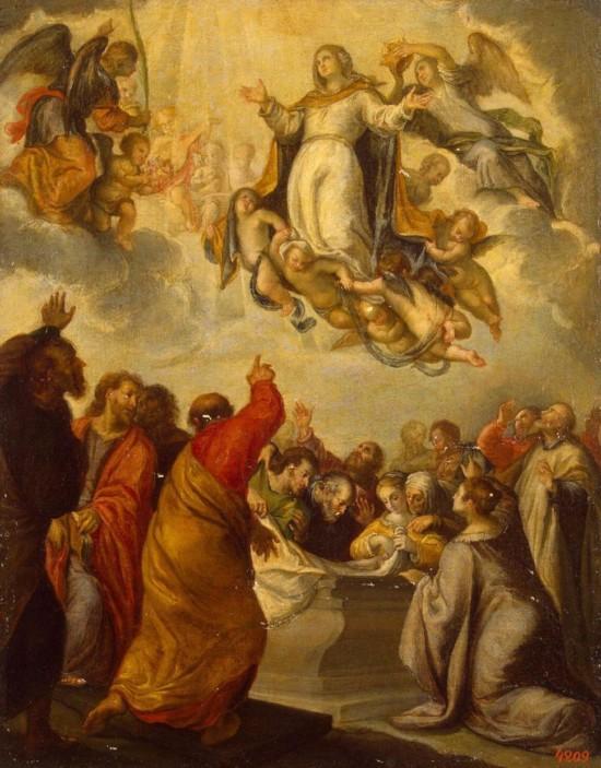 Fr_Camilo_Asunción_de_la_Virgen_1666_Hermitage
