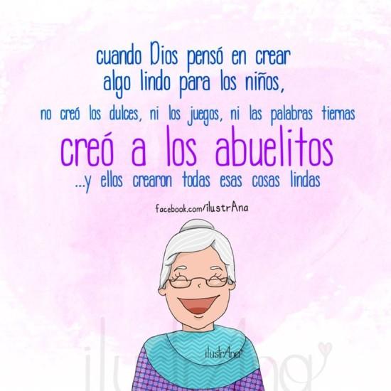 LOS ABUELOS, II